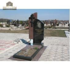 Памятник комбинированный 06 — ritualum.ru