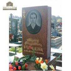 Креативный памятник 18 Книга — ritualum.ru