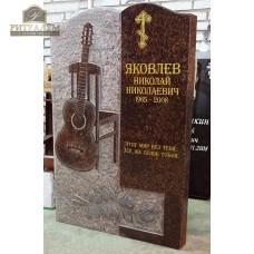 Креативный памятник 41 Гитара — ritualum.ru
